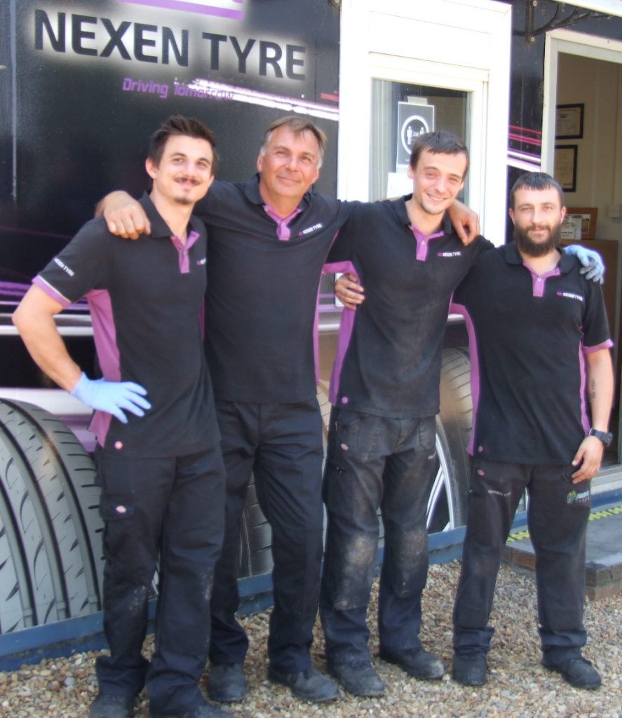 guyhirn tyres team